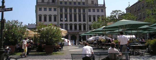 Augsbourg - Campamentos y campus universitarios en Augsbourg
