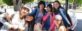 Campamentos y campus universitarios en Canada - Campamento y cursos para menores GV - Victoria