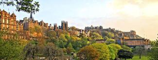 Curso de idiomas en Escocia - CES Edinburgh - Edimburgo