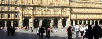 Curso de idiomas en España Salamanca
