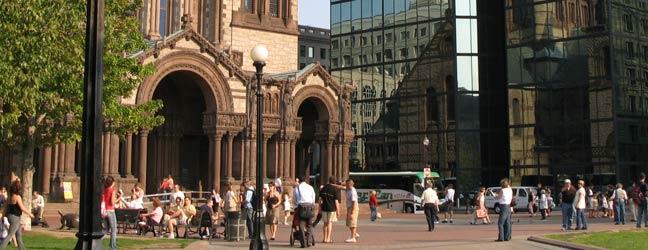 Boston - Curso de idiomas en Boston