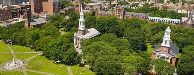 New Haven - Campamentos y campus universitarios en New Haven