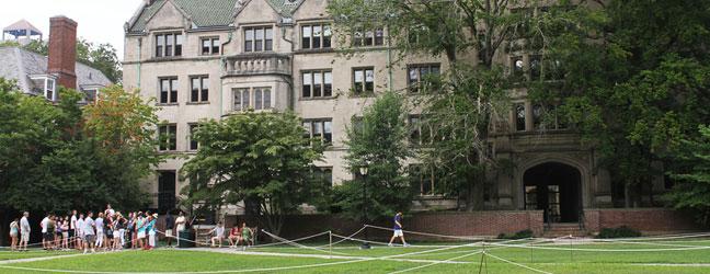 Campamento de verano CISL - Campus de la Universidad de Yale (New Haven en Estados Unidos)