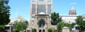 Campamentos y campus universitarios en Estados Unidos - Yale University - New Haven