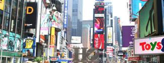 Curso en Estados Unidos para un adulto Nueva York