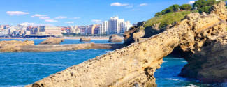 Curso de idiomas en Francia Biarritz