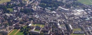 Campamentos y campus universitarios en Inglaterra Cambridge