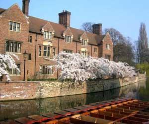 Curso de idiomas Cambridge Campamento de verano en Magdalene College - Cambridge