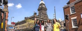 Curso de idiomas en Inglaterra Leeds