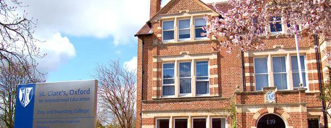 Campamento de verano St Clare's Oxford - Headington Road Campus (Oxford en Inglaterra)