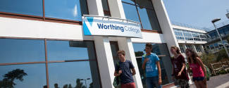 Campamentos y campus universitarios en Inglaterra - Worthing College - Junior - Worthing
