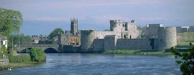 Limerick (Región) - Inmersión en casa del profesor en Limerick