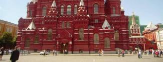 Curso de idiomas en Rusia Moscú