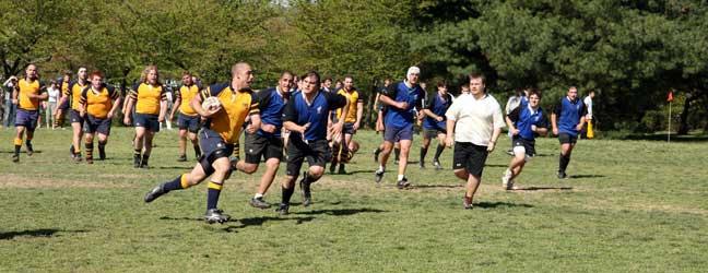 Inglés + Rugby