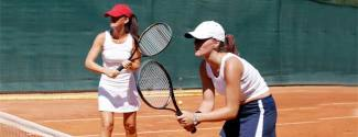 Cursos de Inglés y Tenis