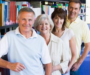 Programas especiales seniors