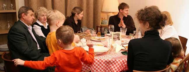 Cursos en casa del profesor +actividades en la granja (Cork en Irlanda)