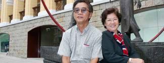 Curso de Inglés en el extranjero para un mayor de 50 años - Inmersión en casa del profesor - Isla de Malta