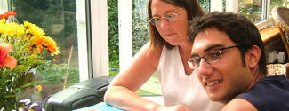 Cursos de Inglés en casa del profesor