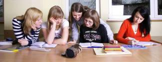 Cursos de Inglés juniors