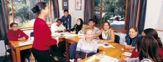 Aprende de Inglés en el extranjero en escuela de idiomas